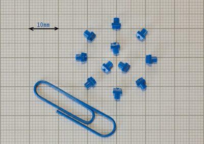 Poussoir de micro-interrupteur en résine Thermodurcissable DAP-2